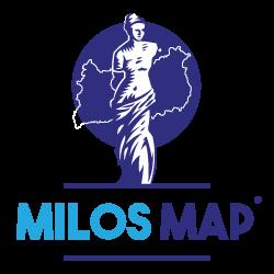 Milos Map – by MasterFold S.A Λογότυπο